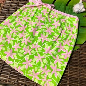🌸🌴🌸Reversible Lilly Pulitzer Wrap Skirt!🌸🌴🌸